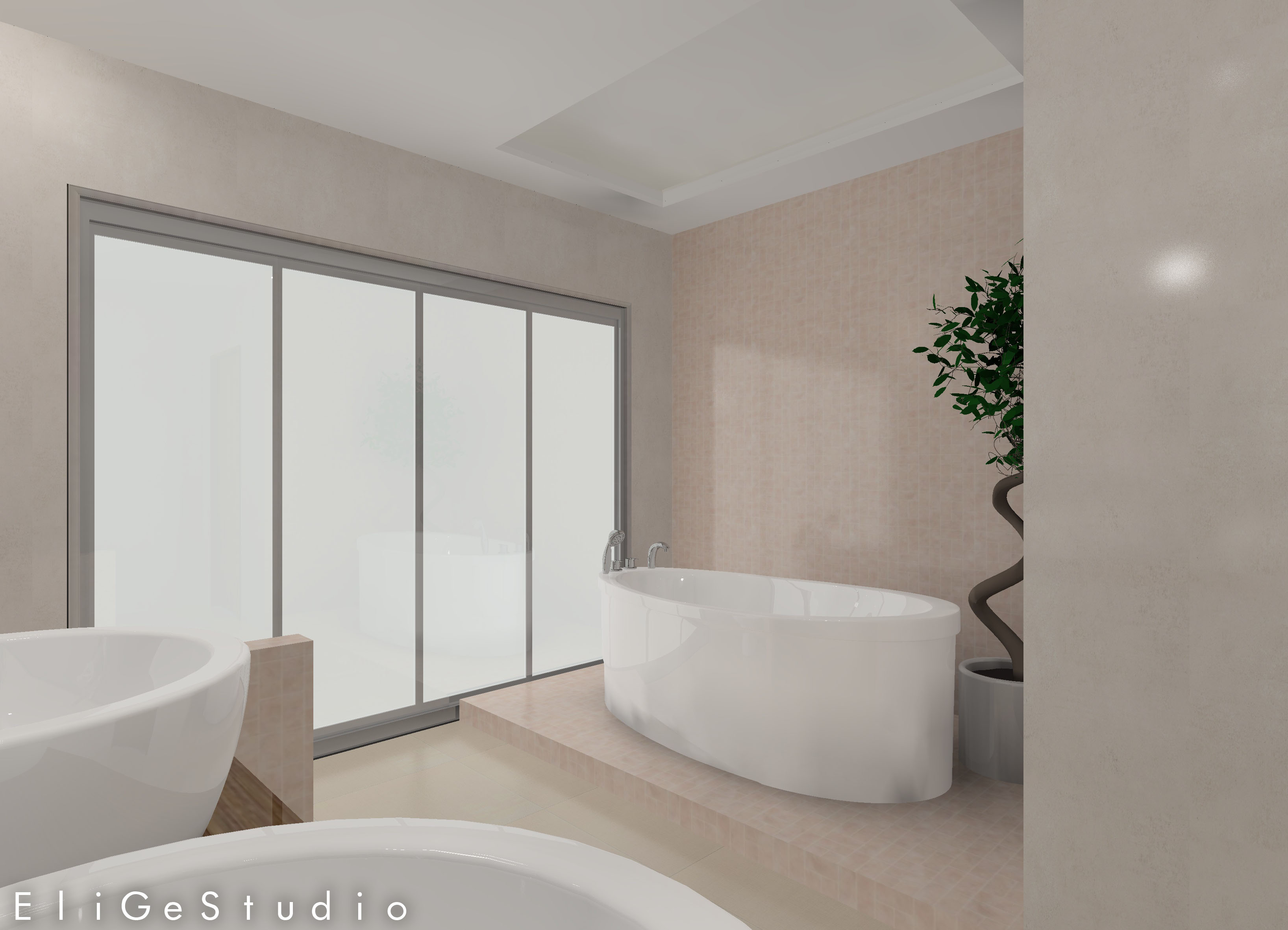 baño v2 logo